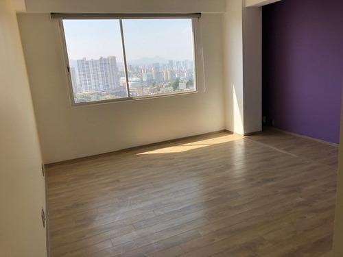 pent house de 197 m2, remodelado, ámplio, vista panorámica..
