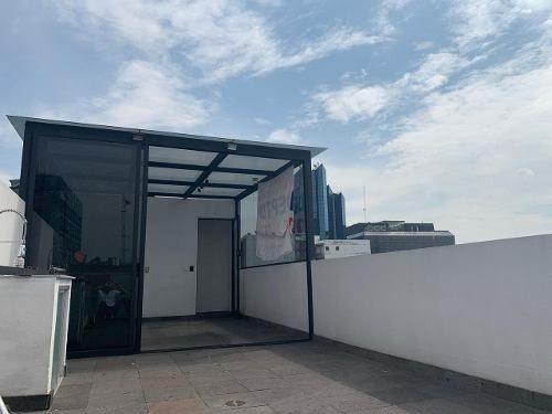 pent house en venta de oportunidad en  san jose insurgentes