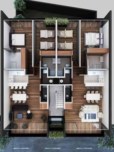 pent house en venta en la col.  granada   ( 395446 )