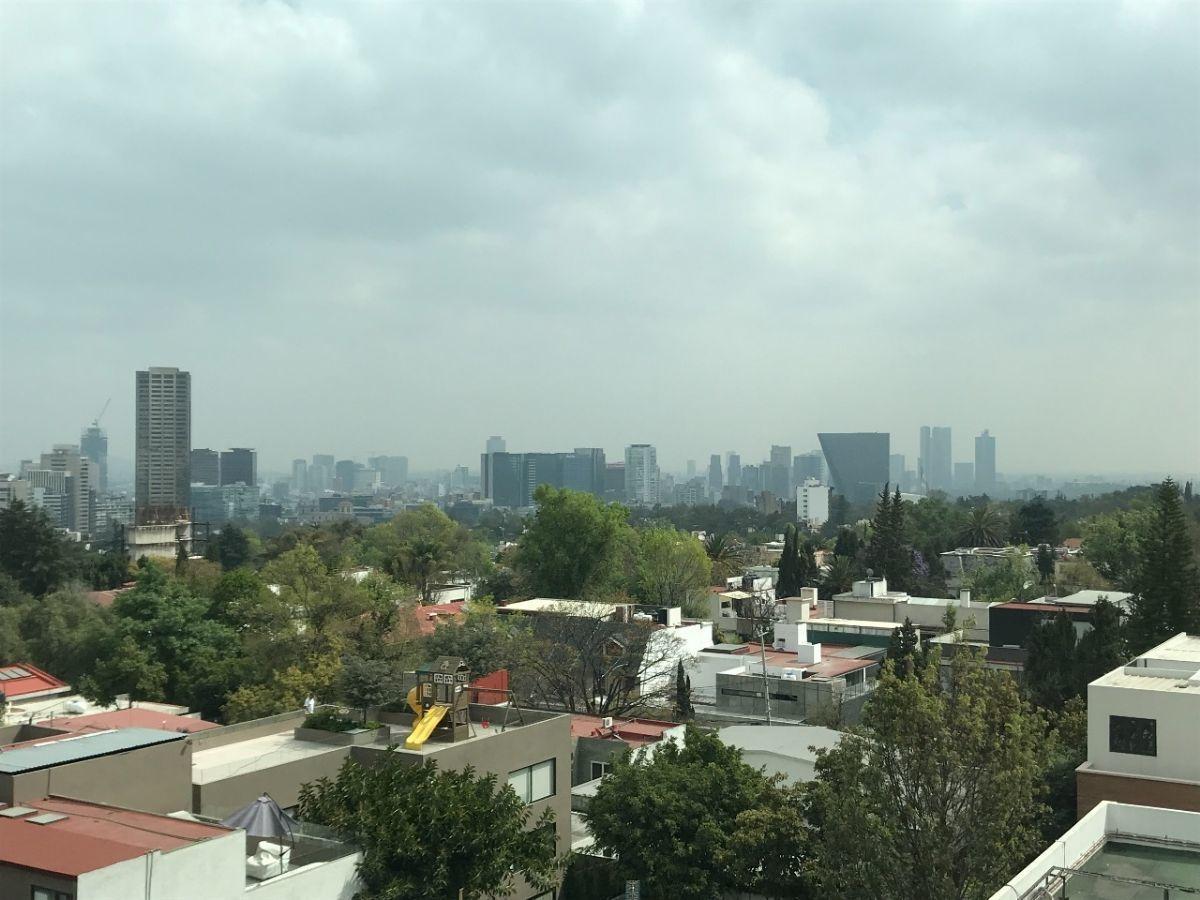 pent house en venta en lomas de chapultepec