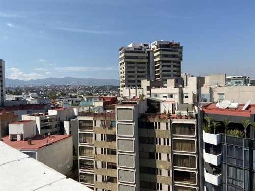 pent house en venta/renta en lomas de chapultepec