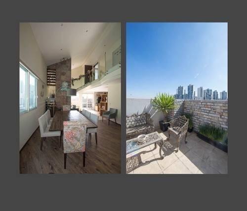 pent house, residencial palmas doral, terraza privada