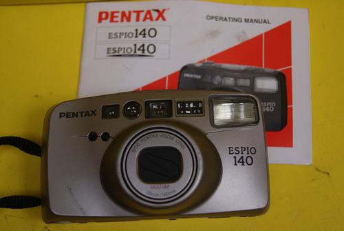 pentax espio 140 zoom 38-140 multiaf