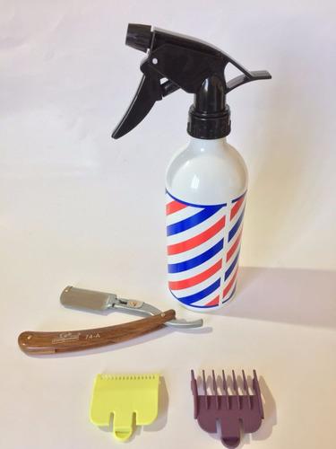 pente disfarce wahl 1.5 / 0.5 + navalhete + borrifador barbe