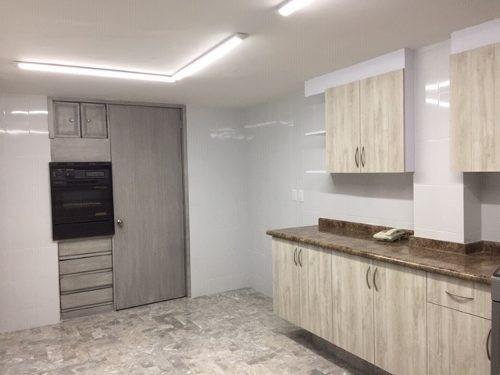 penth house  remodelado en polanco