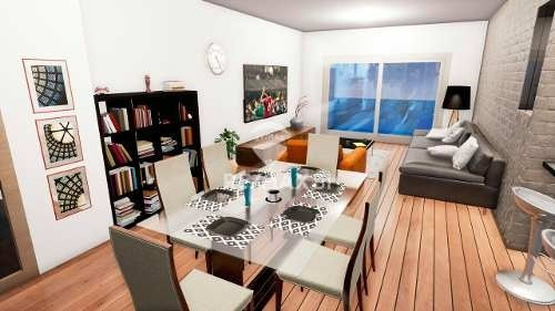 penthause en venta, rumah residencial