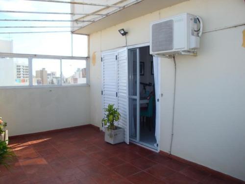penthouse 2 dorm suite , 2 terrazas y cochera 2 autos .apto banco- la plata
