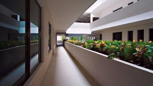 penthouse 2 recámaras amueblado en playa del carmen p2037