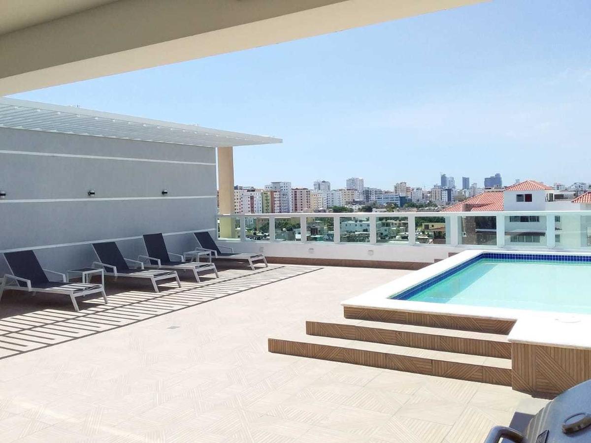 penthouse 3 habitaciones 2 parqueos en bella vista