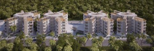 penthouse 3 recámaras cerca de arco vial playa del carmen p2165