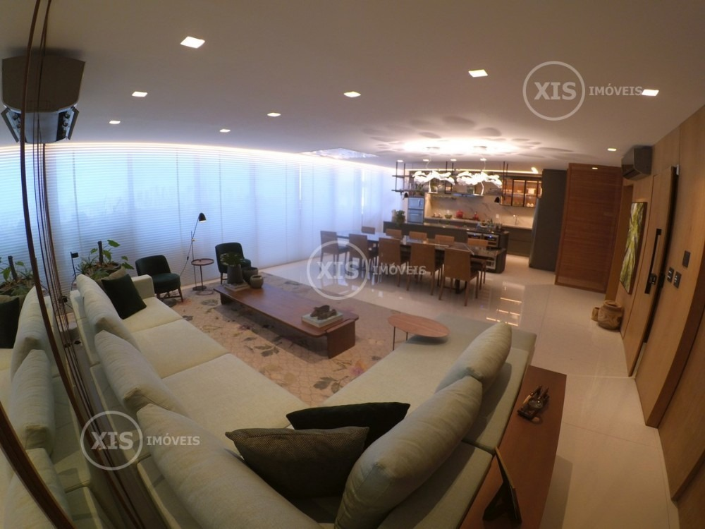 penthouse 4 suítes, setor marista, reserva parque areião