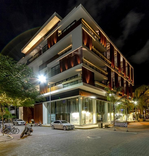 penthouse 5ta. av. de playa el corazón de la riviera maya