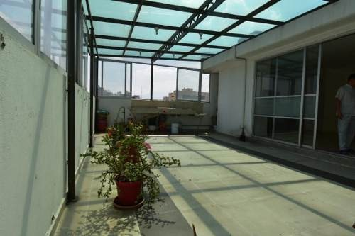 penthouse con 40m2 de roof g. privado