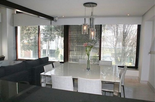 penthouse con acabados de lujo amueblado en col polanco, con aire acondicionado