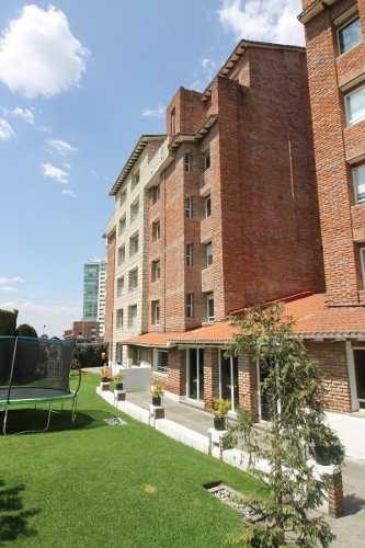penthouse con doble altura en interlomas .