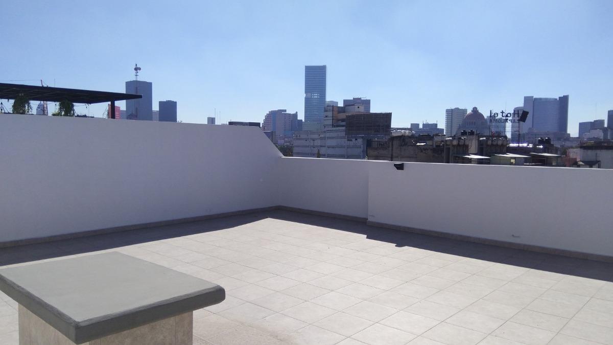 penthouse  con roof garden privado en la mejor ubicación