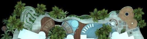 penthouse concepto ecológico, increíbles amenidades tulum p2488