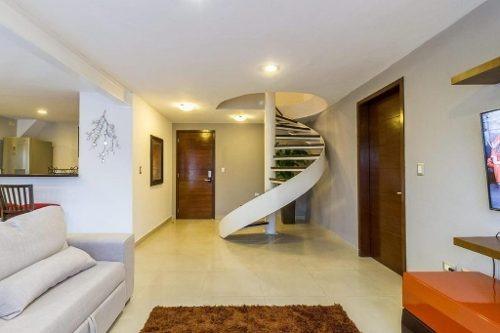 penthouse de 3 recamaras en el centro av 10 p2843