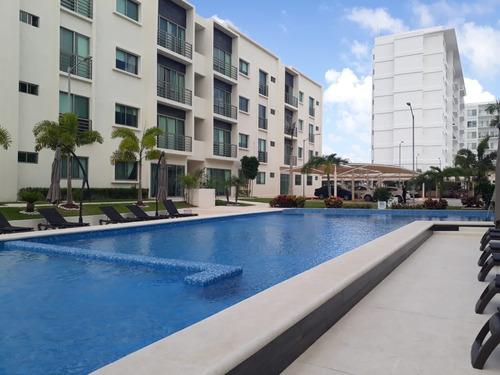 penthouse de 3 recamaras en residencial con amenidades
