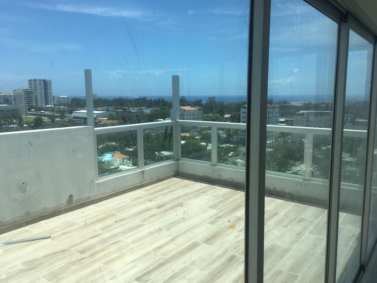 penthouse de 367 mts2 - dos niveles bella vista