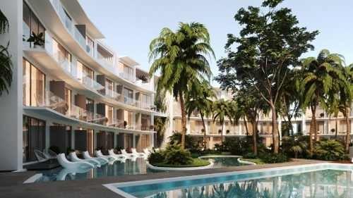 penthouse de lujo 3 recámaras tulum p2274