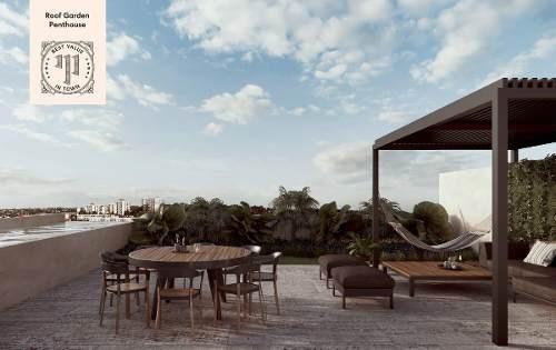 penthouse de lujo con rooftop terrace en montejo plaza