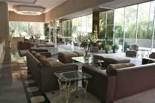 penthouse de lujo en renta lomas de chapultepec
