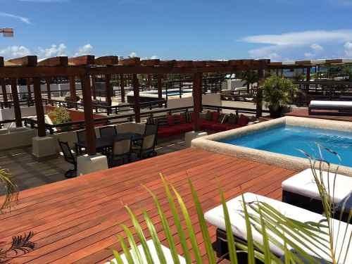penthouse de lujo en venta en playa del carmen