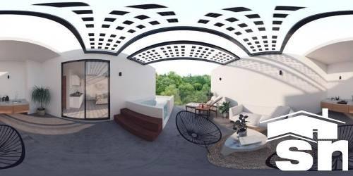 penthouse de lujo en venta tulum 3r ql-9