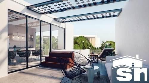 penthouse de lujo en venta tulum ql-8