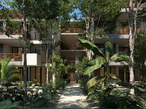 penthouse de tres recámaras en venta en tulum, amaná