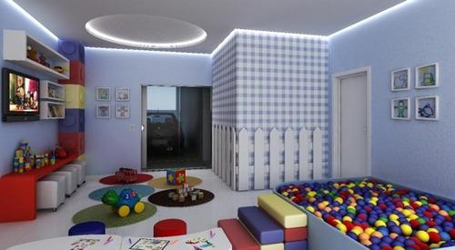 penthouse em plano diretor norte, palmas/to de 190m² 4 quartos à venda por r$ 1.308.000,00 - ph95593