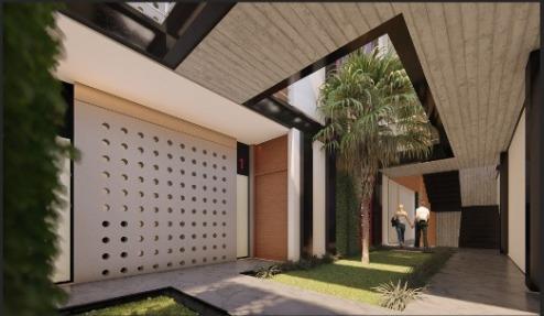 penthouse en pre venta en la colonia moderna
