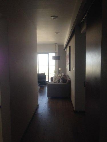 penthouse en renta en av. chapultepec por privadas del pedregal