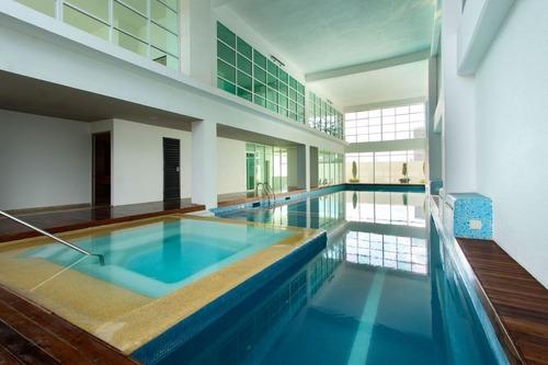 penthouse en renta en torres arts luxury condos