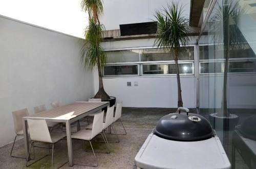 penthouse en renta o venta, col. acacias, rio mixcoac