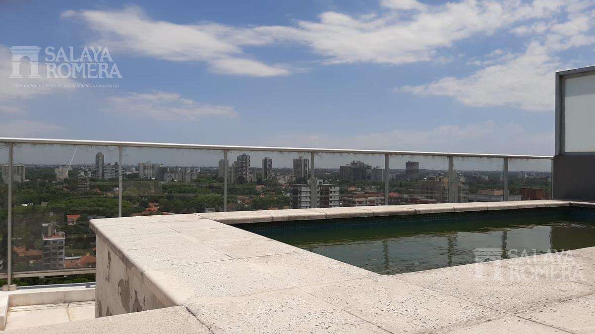 penthouse en torre wave - libertador al río