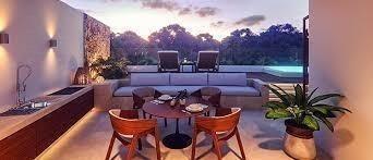 penthouse en venta 3 recámaras,  aldea zama, tulum serenity