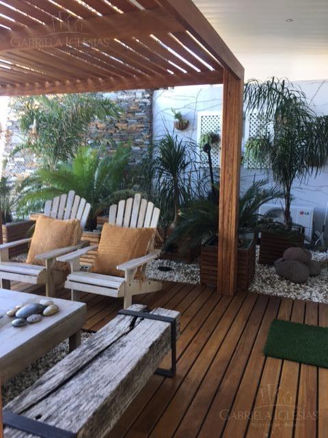 penthouse en venta con 3 dormitorios en yoo nordelta