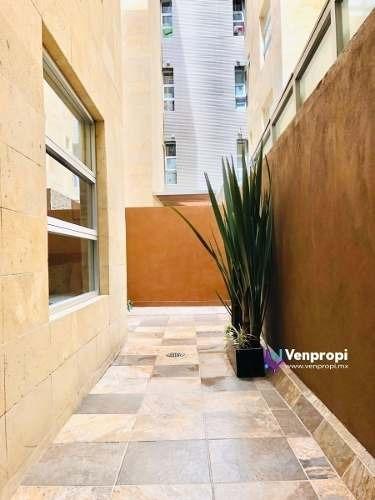 penthouse en venta en bordo,  ex hacienda sta. úrsula coapa,tlalpan,cdmx.