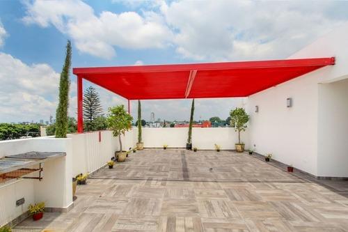 penthouse en venta en la zona de huexotitla