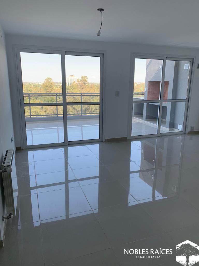 penthouse en venta en nueva cordoba de 2 dormitorios con terraza grande y asador. pileta y gimnasio