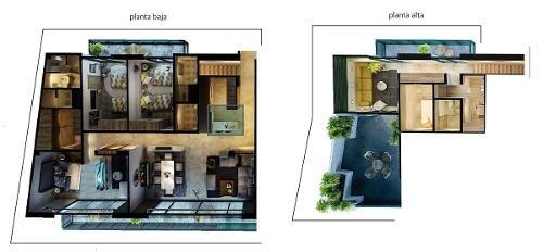 penthouse en venta en  park luxe lomas de a