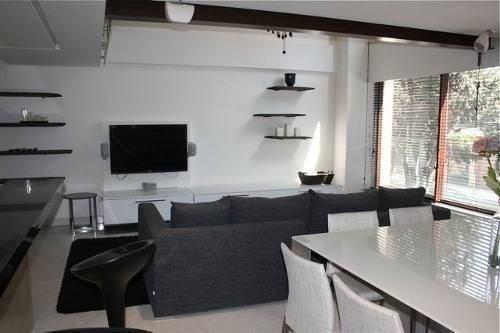 penthouse en venta polanco con roof garden privado