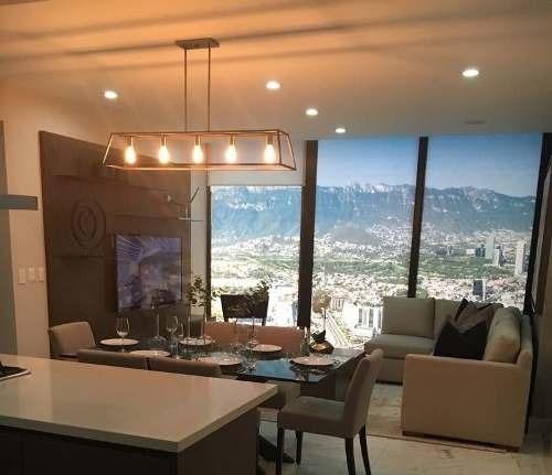 penthouse en venta - torre kalah - mirador del campestre - san pedro