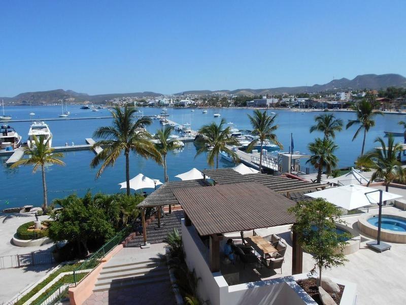 penthouse en venta, vista coral frente al mar, la paz, b.c.s. (bi)