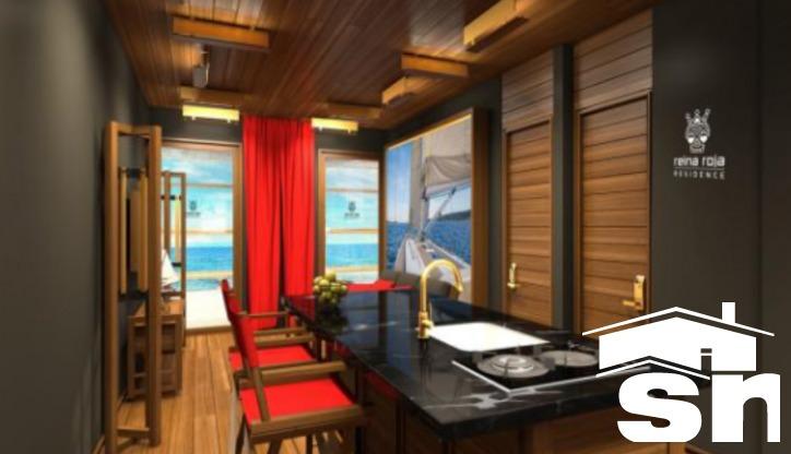 penthouse en venta, zona playa del carmen. qtm-7