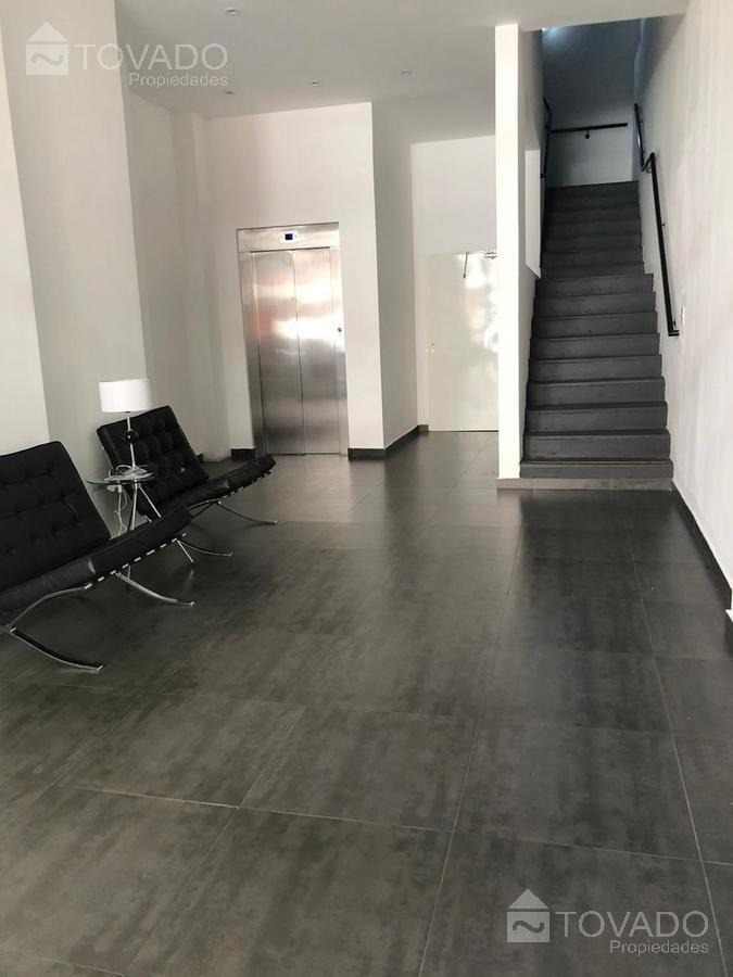 penthouse exclusivo a estrenar en belgrano! 2 ambientes con terraza