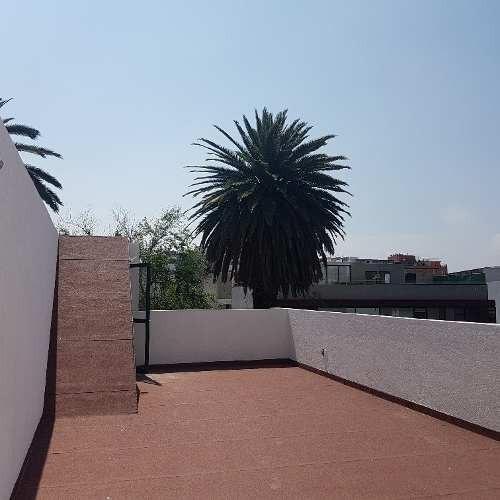 penthouse  exterior para estrenar con roof garden privado