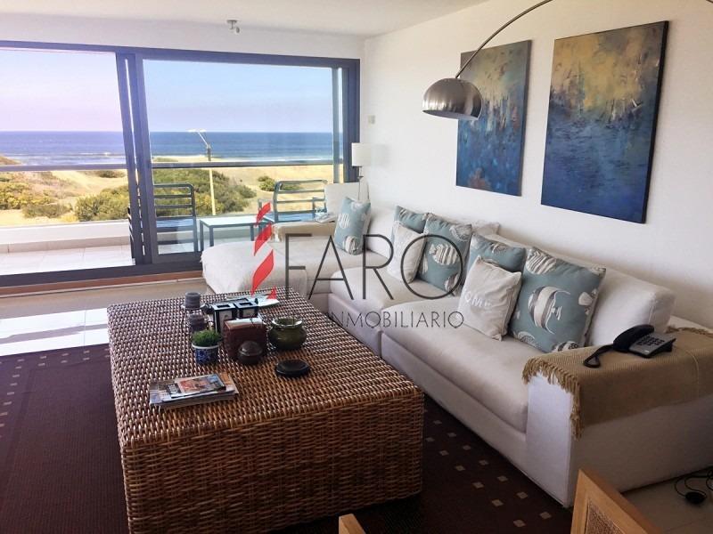 penthouse frente al mar 3 o 4   suites, con jacuzzi y parrillero propios-ref:35746